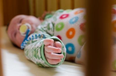 Kórházi inkubátorban találtak egy kisfiút