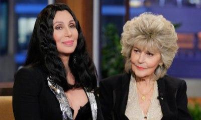 Cher és anyukája